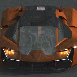 コンセプト スポーツカー