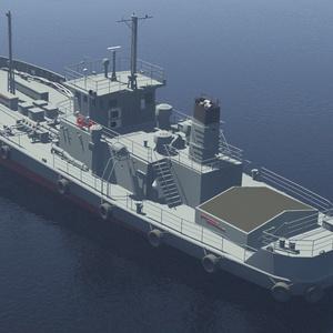 海上自衛隊 油船
