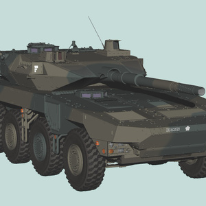 16式機動戦闘車