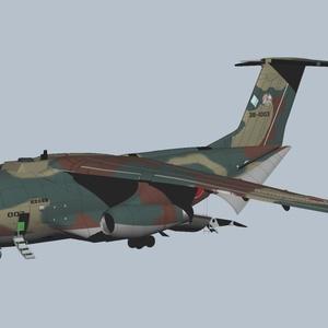 航空自衛隊 川崎 C-1 輸送機