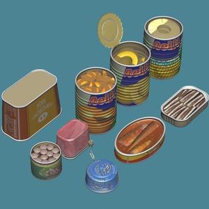 食品缶詰 9セット