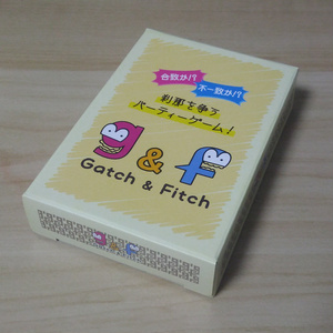 Gatch&Fitch