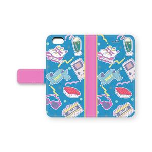 80's KAWAii SPECIAL - Blue × Pink
