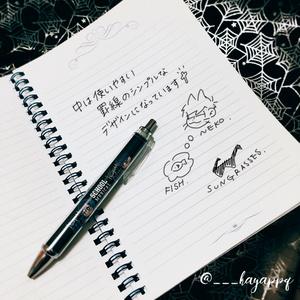 A5リングノート【ギク&ゴス】
