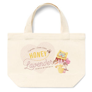 数字松 Honey Lavenderトートバッグ