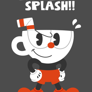 【Cuphead】INKWELL SPLASH!!