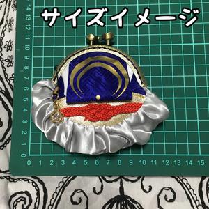 《刀剣乱舞》厳島衣装イメージがま口 幕末天狼Ver.