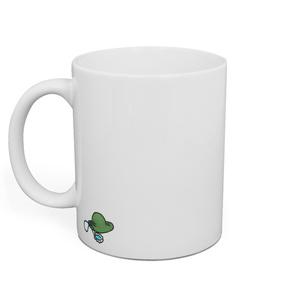 コッカー夫妻マグカップ