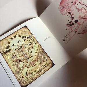 イラスト集1 「Little CHIKUWA Room ★MINI ART BOOK★]