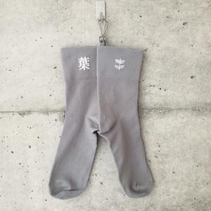 葉 靴下【三色展開】