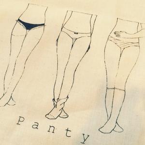 パンティー-トートバック-