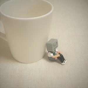 定礎たんフィギュア ミニ【限定品】