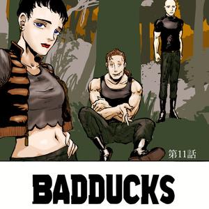 BADDUCKS 3巻