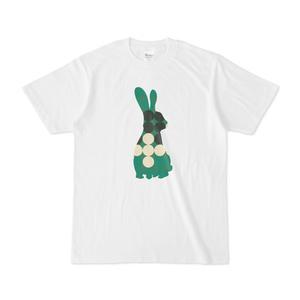 うさぎ定石Tシャツ