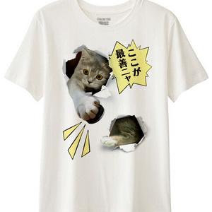 にゃかのひとTシャツ