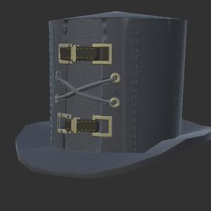 スチームパンクな帽子