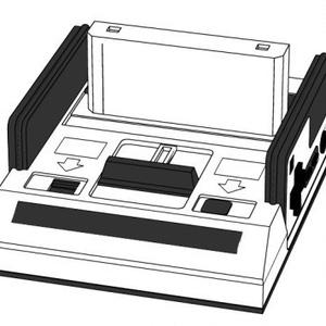 ファミコン3D素材【クリスタ・コミスタ兼用】