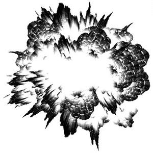 爆発ブラシセットver.5 【コミスタ・クリスタ兼用】