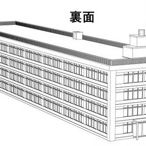 学校校舎3D