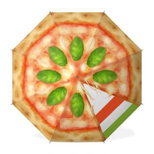 マルゲリータピザの傘