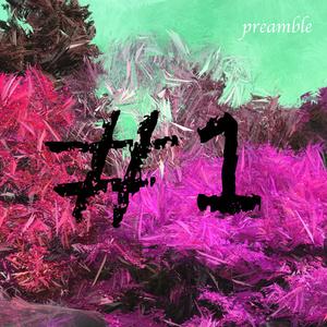 プリアンブル #1[CD]