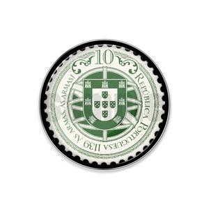 葡国ピンバッジ(切手)