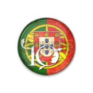 葡国ピンバッジ(国旗)