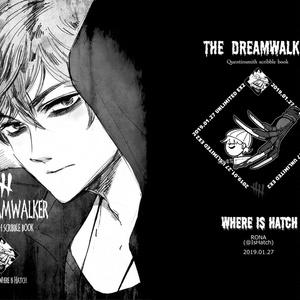 【DbD】The DreamWalker-クエンティン落書き本