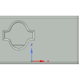 M5Stack用TPUカバー