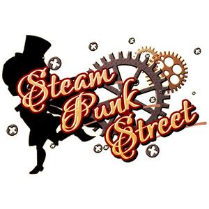 SteamPunkStreet