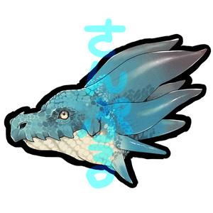 ドラゴンシール①