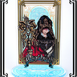 【FF14】水晶の君・肖像(アクリル製)