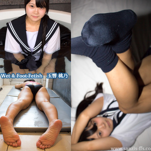 Wet&Foot Fetish 玉響 桃乃
