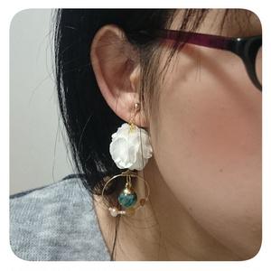 海に花咲く(両耳)