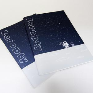 【100円SALE!!】B5ノート(gravity0)