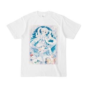 雪ミク2019 Tシャツ