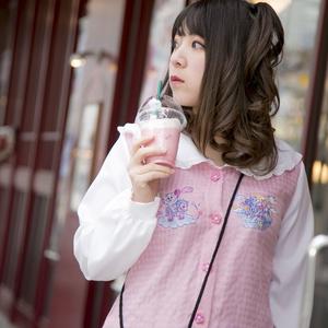一点限り【服】ゆめかわ系ワンピース【アパレル】