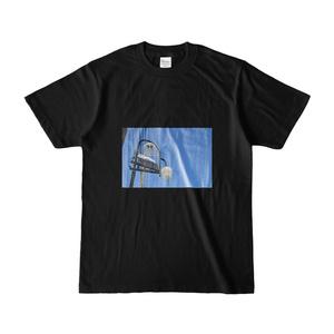 汽車の街灯Tシャツ