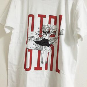 魚ごころあれば花ごころ・ビビッド-Tシャツ