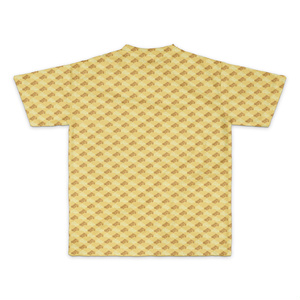 Barbourula柄Tシャツ