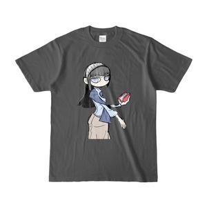 【デレマス】鷺沢文香さんシャツ