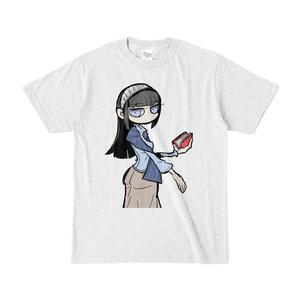 【デレマス】鷺沢文香さんカラーTシャツ