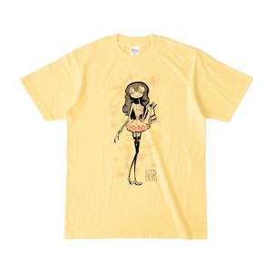 [デレマス]諸星きらり カラーTシャツ(黄色)