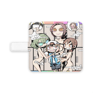 [デレマス]結城晴とお姉さんiPhone手帳ケース
