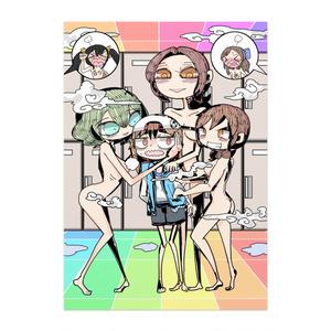 【デレマス】結城晴ちんとお姉さんを眺めるポスター