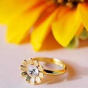 向日葵の指輪