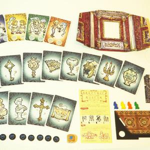 ARカードゲーム:バケタージュ美術館