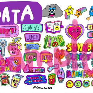 【データ】キャタクターMIX⭐️