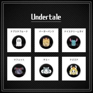 【 Undertale & DELTARUNE & AU】缶バッジ