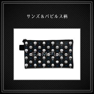 【 Undertale & DELTARUNE 】レザーポーチ